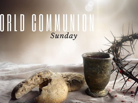 World Communion Sunday 2020