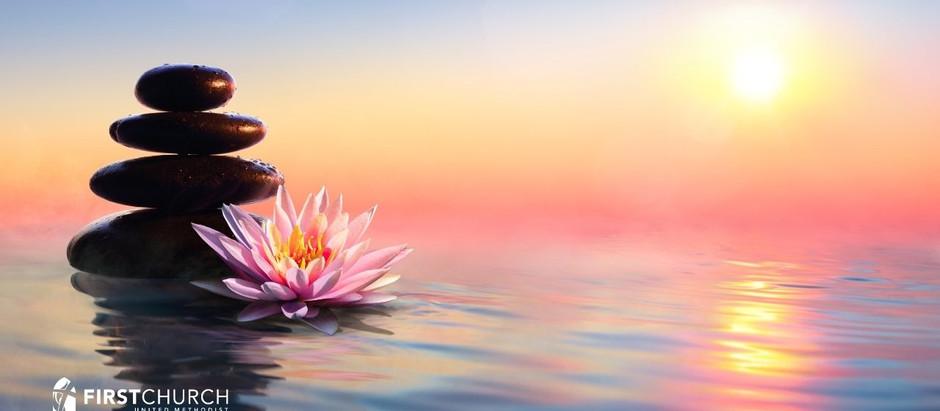 Join us for Meditation