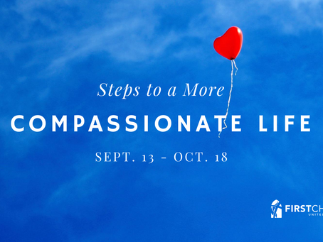 Steps to a More Compassionate Life