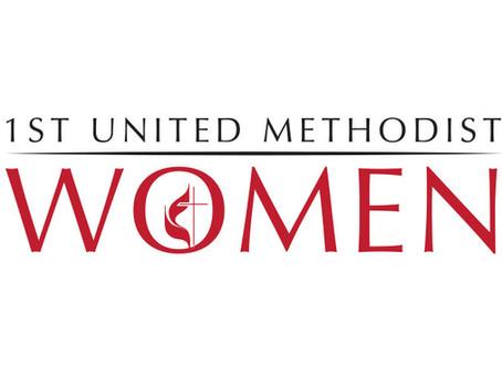 UNITED METHODIST WOMEN RETREAT FOR REVISIONING