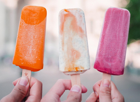 Popsicle Days Are Back!