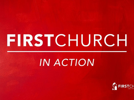 First Church in Action