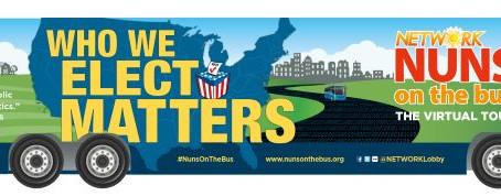 Nuns on the BUS Virtual Town Hall - Oct. 21