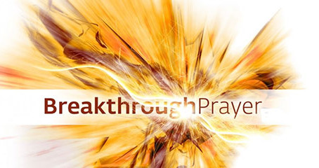 Save the Date: Breakthrough Prayer Initiative October 20