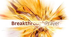 Save the Date: Breakthrough Prayer Initiative October 20