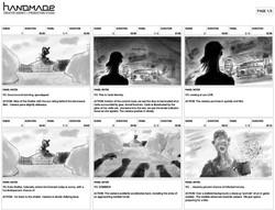TDW CUTSCENE - Storyboard