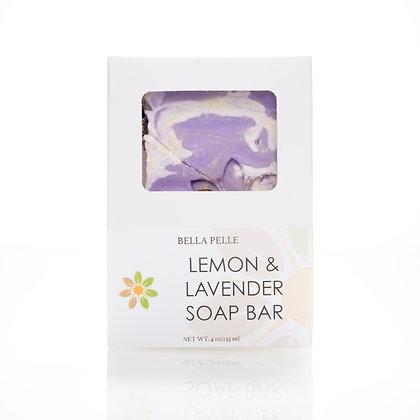 Lemon and Lavender Soap Bar