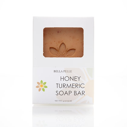 Honey Turmeric Soap Bar