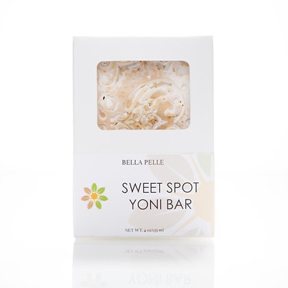 Sweet Spot Yoni Bars 4 oz