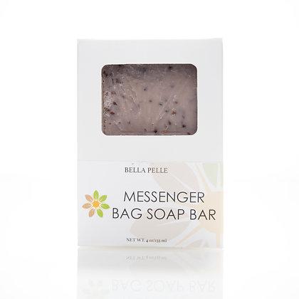 Messenger Bag Soap Bar