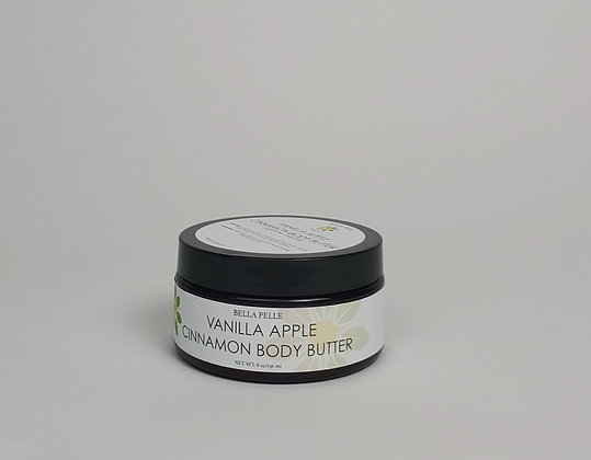 Vanilla Apple Cinnamon Body Butter