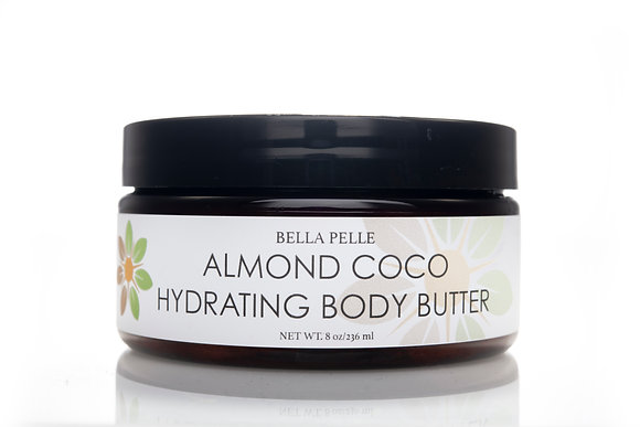 Almond Coco Body Butter