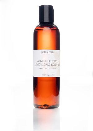 Almond CoCo Revitalizing Body Oil