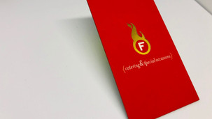 Flavor Business Cards