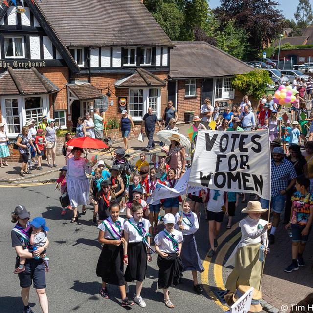 Parade and Fete