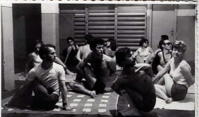 Primul curs oficial de hatha-yoga 1
