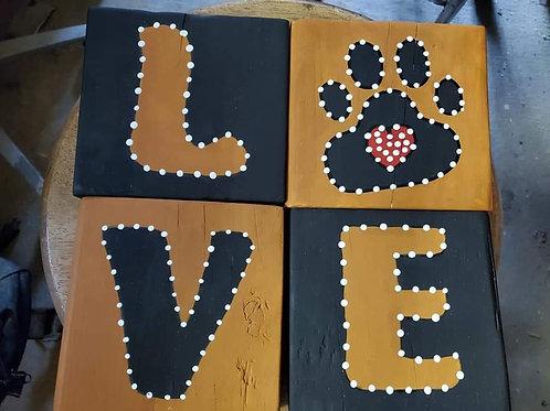 Puppy Love Sign