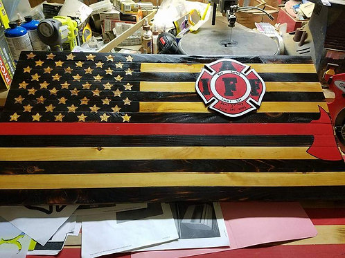 Support Your Local Firefighters