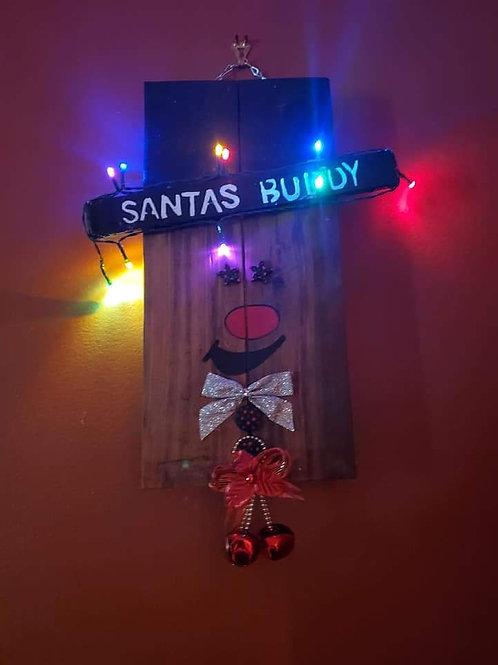 Light Up Christmas Decor