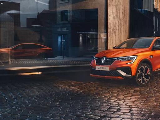 Neuer Renault Arkana