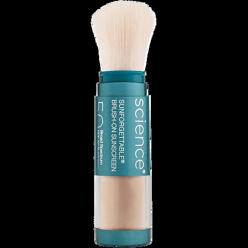 Sunforgettable® Brush-on sunscreen SPF 50 Fair