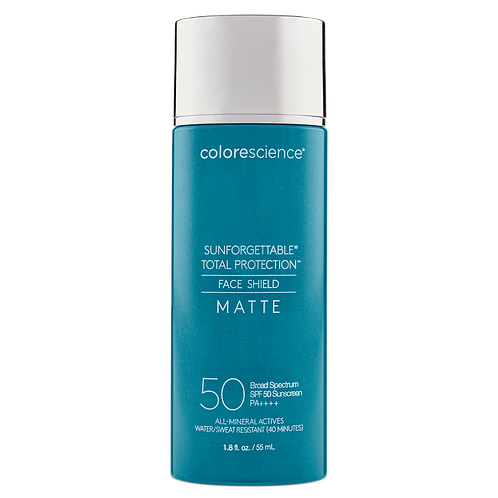 SUNFORGETTABLE® TOTAL PROTECTION™ FACE SHIELD MATTE SPF 50