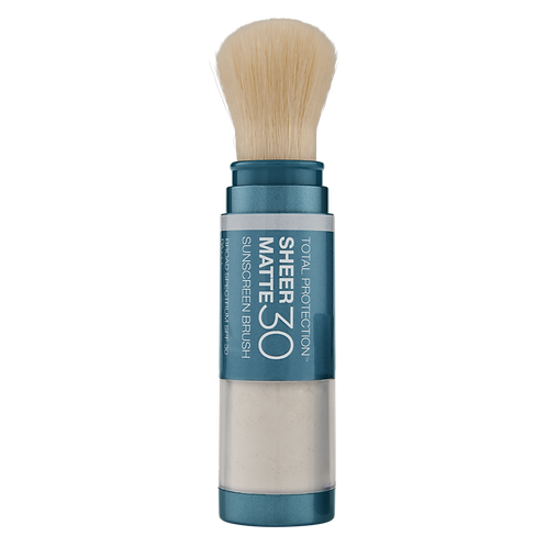 SUNFORGETTABLE® TOTAL PROTECTION™ Sheer Matte Sunscreen Brush SPF 30
