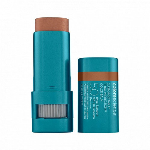 SUNFORGETTABLE® TOTAL PROTECTION™ COLOR BALM SPF 50 BRONZE