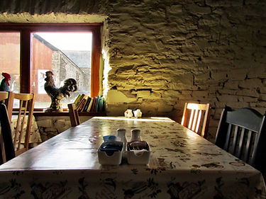 Barn Cafe | Exmoor Coast Holidays at Caffyns Farm