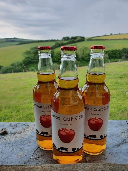 12X The Exmoor Favourite Cider