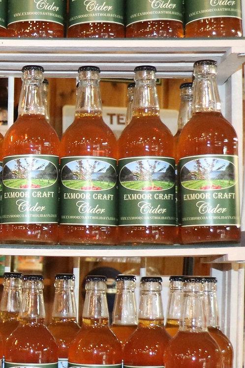 12X The Original Exmoor Scrumpy Cider