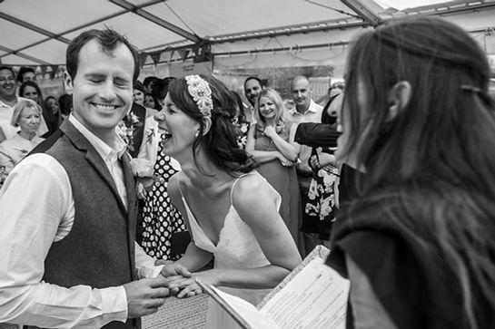 Wedding Events | Exmoor Coast Holidays at Caffyns Farm