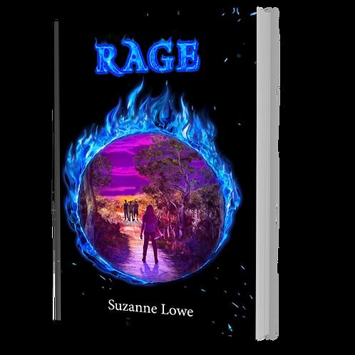 Rage. Book 2 Seventeen Series