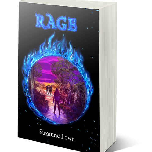 Rage. Book 2 Seventeen Series