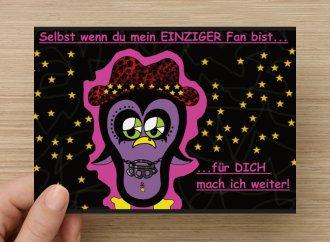 """Postkarte """"Chana"""""""
