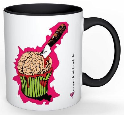 """Tasse """"Brain Cake"""""""
