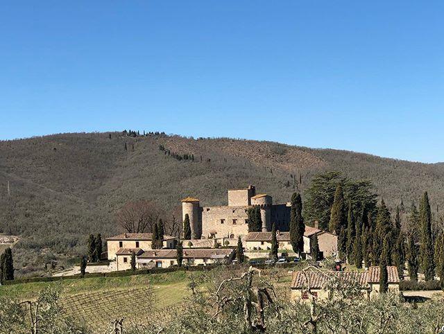 cercando castelli medievali in giro per