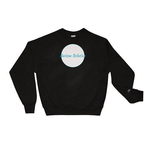 Autism Relative x Champion Sweatshirt