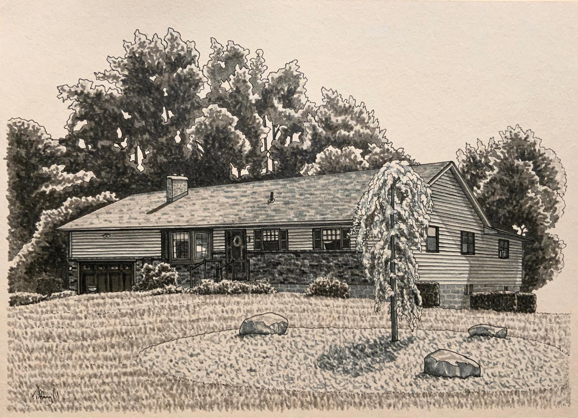Ashley's Parents' House - 2020