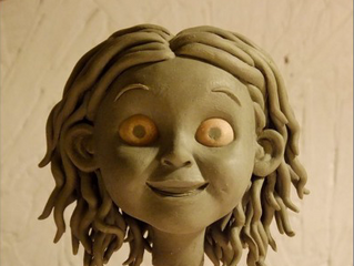 Character Maquette - 2013