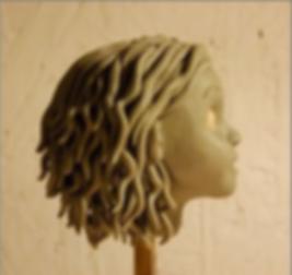 Character design sculpt
