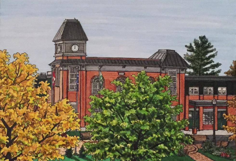 Sutton Town Hall - 2019