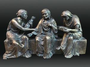 The Three Fates - 2017