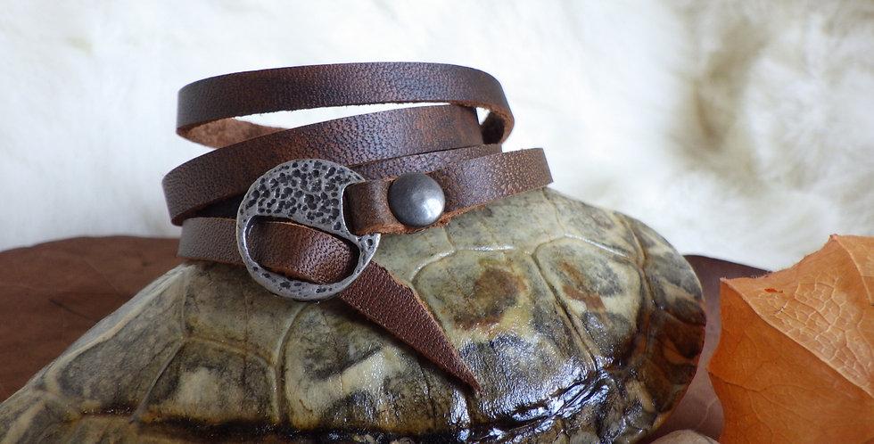 Bracelet lacet