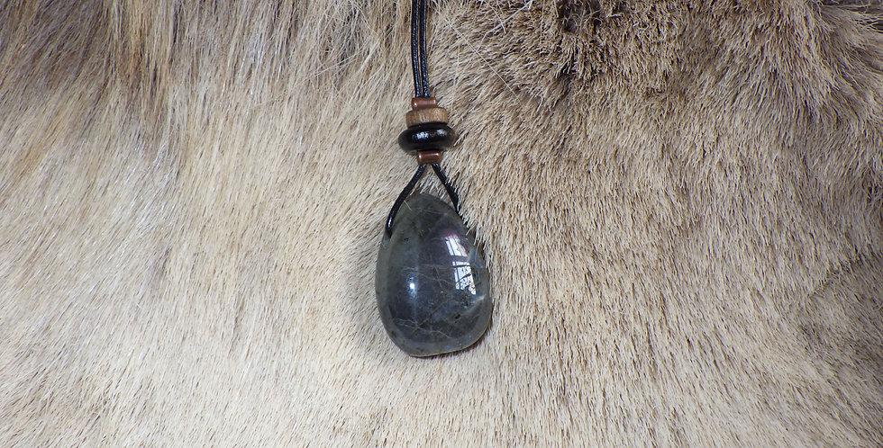 Collier de labradorite