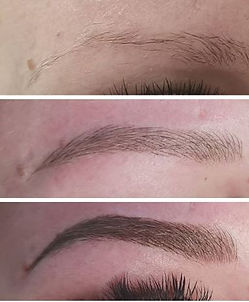 Elizabeth Oakes treatments and training phi brows, phimaster, microblading, permanent makeup, combination brow, EIPMU