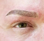 male brows, combination brow,phi brows, elizabeth oakes, male microblading, male eyebrows