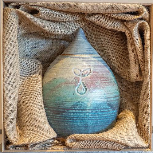 Bespoke Handcrafter Artisan Urn