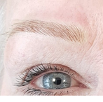 PhiBrows Microblading Permanent Makeup Eyebrows PhiBrows Shading Hairstrokes PhiArtist Elizabeth Oakes