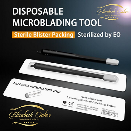 ELIZABETH OAKES DISPOSABLE MICROBLADING TOOL